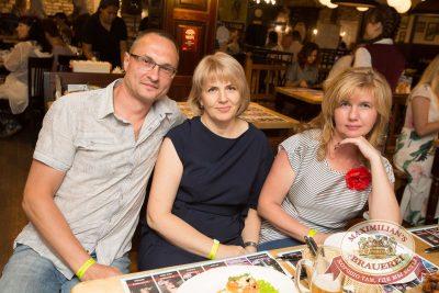 Александр Иванов и группа «Рондо», 25 июля 2018 - Ресторан «Максимилианс» Самара - 50