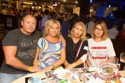 Александр Иванов и группа «Рондо», 25 июля 2018 - Ресторан «Максимилианс» Самара - 52
