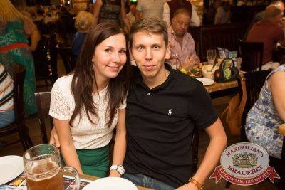 Александр Иванов и группа «Рондо», 25 июля 2018 - Ресторан «Максимилианс» Самара - 54