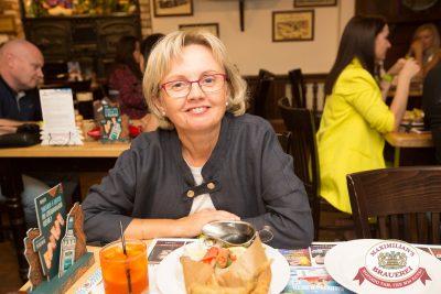 Владимир Кузьмин, 9 августа 2018 - Ресторан «Максимилианс» Самара - k23