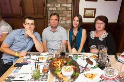 Владимир Кузьмин, 9 августа 2018 - Ресторан «Максимилианс» Самара - k32