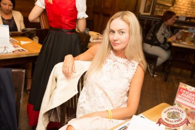 Владимир Кузьмин, 9 августа 2018 - Ресторан «Максимилианс» Самара - k43