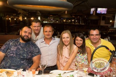 День строителя, 10 августа 2018 - Ресторан «Максимилианс» Самара - 54