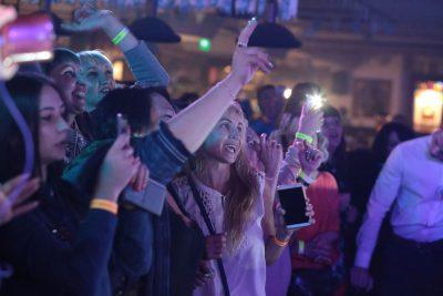 «Вечеринка Ретро FM»: «Комиссар», «Технология», «Размер Project», 12 сентября 2018 - Ресторан «Максимилианс» Самара - 18