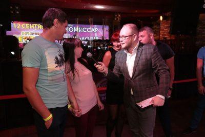 «Вечеринка Ретро FM»: «Комиссар», «Технология», «Размер Project», 12 сентября 2018 - Ресторан «Максимилианс» Самара - 26