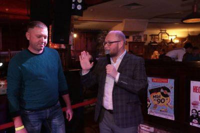 «Вечеринка Ретро FM»: «Комиссар», «Технология», «Размер Project», 12 сентября 2018 - Ресторан «Максимилианс» Самара - 31