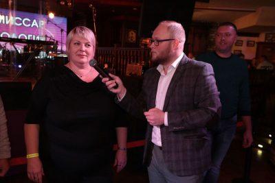 «Вечеринка Ретро FM»: «Комиссар», «Технология», «Размер Project», 12 сентября 2018 - Ресторан «Максимилианс» Самара - 32
