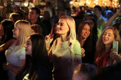 «Вечеринка Ретро FM»: «Комиссар», «Технология», «Размер Project», 12 сентября 2018 - Ресторан «Максимилианс» Самара - 4