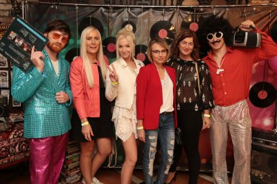 Вечеринка «Мы из 90-х», 14 сентября 2018 - Ресторан «Максимилианс» Самара - 11