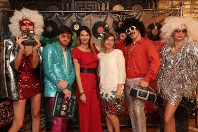 Вечеринка «Мы из 90-х», 14 сентября 2018 - Ресторан «Максимилианс» Самара - 13
