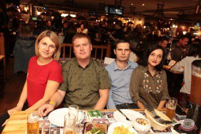 Группа «КАР-МЭН», 10 октября 2018 - Ресторан «Максимилианс» Самара - 22