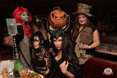 «Хэллоуин»: «Территория страха», 27 октября 2018 - Ресторан «Максимилианс» Самара - 0048