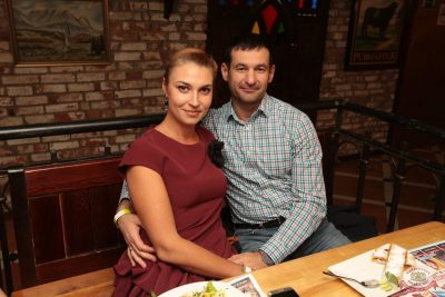 Александр Незлобин, 8 ноября 2018 - Ресторан «Максимилианс» Самара - 22
