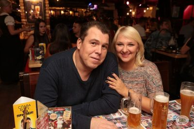 Александр Незлобин, 8 ноября 2018 - Ресторан «Максимилианс» Самара - 51