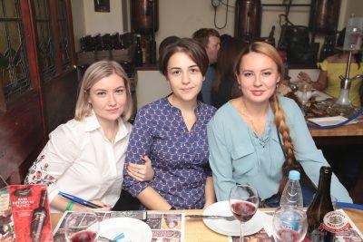 «Дыхание ночи»: Dj Denis Rublev, 17 ноября 2018 - Ресторан «Максимилианс» Самара - 0020