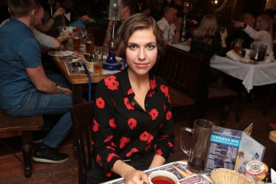 «Дыхание ночи»: Dj Denis Rublev, 17 ноября 2018 - Ресторан «Максимилианс» Самара - 0035