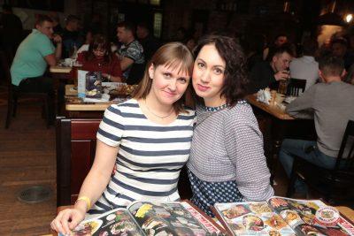 «Дыхание ночи»: Dj Denis Rublev, 17 ноября 2018 - Ресторан «Максимилианс» Самара - 0058