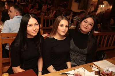 «Вечеринка Ретро FM», 14 декабря 2018 - Ресторан «Максимилианс» Самара - 35