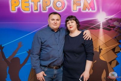 «Вечеринка Ретро FM», 18 января 2019 - Ресторан «Максимилианс» Самара - 1