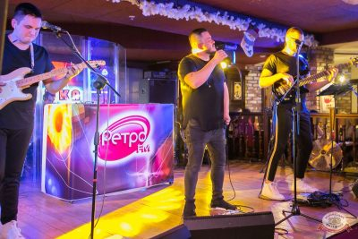 «Вечеринка Ретро FM», 18 января 2019 - Ресторан «Максимилианс» Самара - 27