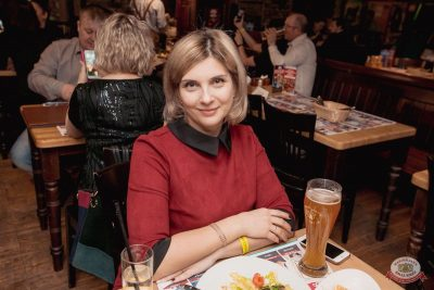 Владимир Кузьмин, 31 января 2019 - Ресторан «Максимилианс» Самара - 23