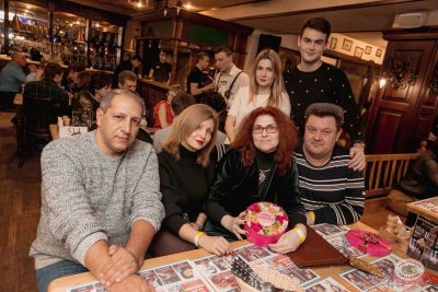 Владимир Кузьмин, 31 января 2019 - Ресторан «Максимилианс» Самара - 46