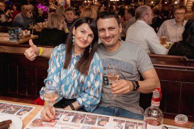 Владимир Кузьмин, 31 января 2019 - Ресторан «Максимилианс» Самара - 78