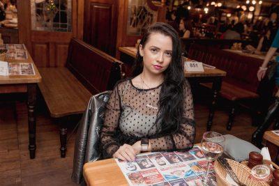 Миша Марвин, 13 февраля 2019 - Ресторан «Максимилианс» Самара - 59
