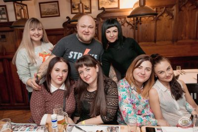 Вечеринка «Ретро FM», 15 февраля 2019 - Ресторан «Максимилианс» Самара - 31