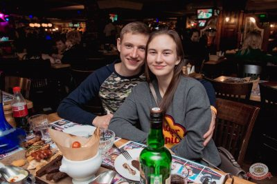«Дыхание ночи»: «Teddy bear party», 1 марта 2019 - Ресторан «Максимилианс» Самара - 55