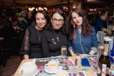 «Дыхание ночи»: Dj Denis Agamirov (Москва), 2 марта 2019 - Ресторан «Максимилианс» Самара - 28