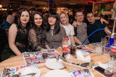 «Дыхание ночи»: Dj Denis Agamirov (Москва), 2 марта 2019 - Ресторан «Максимилианс» Самара - 39