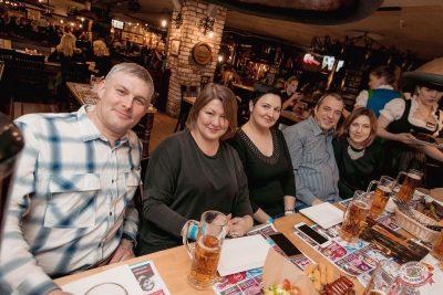 Группа «Крематорий», 13 марта 2019 - Ресторан «Максимилианс» Самара - 20