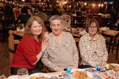 Группа «Крематорий», 13 марта 2019 - Ресторан «Максимилианс» Самара - 30