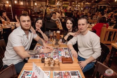 Александр Дюмин, 17 марта 2019 - Ресторан «Максимилианс» Самара - 43