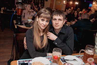 Александр Дюмин, 17 марта 2019 - Ресторан «Максимилианс» Самара - 49
