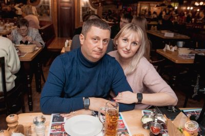 Александр Дюмин, 17 марта 2019 - Ресторан «Максимилианс» Самара - 50