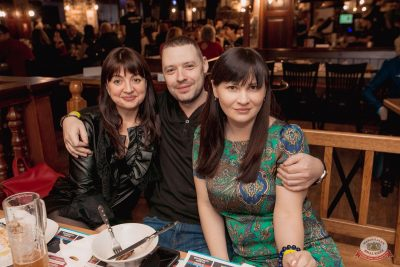 Юлианна Караулова, 21 марта 2019 - Ресторан «Максимилианс» Самара - 30