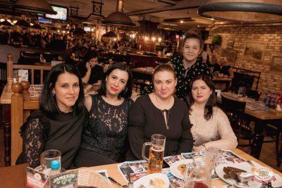 Юлианна Караулова, 21 марта 2019 - Ресторан «Максимилианс» Самара - 33