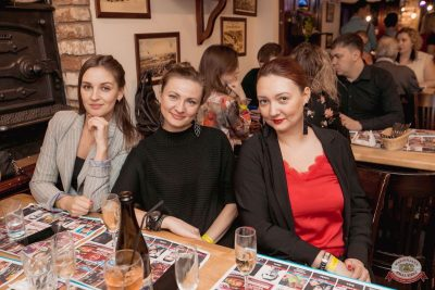 Юлианна Караулова, 21 марта 2019 - Ресторан «Максимилианс» Самара - 39