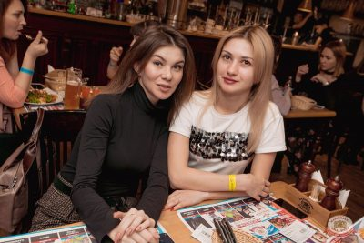 Юлианна Караулова, 21 марта 2019 - Ресторан «Максимилианс» Самара - 58
