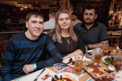 Александр Ф. Скляр и группа «ВА-БАНКЪ», 27 марта 2019 - Ресторан «Максимилианс» Самара - 28