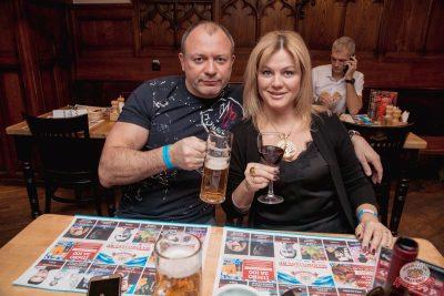 Александр Ф. Скляр и группа «ВА-БАНКЪ», 27 марта 2019 - Ресторан «Максимилианс» Самара - 35