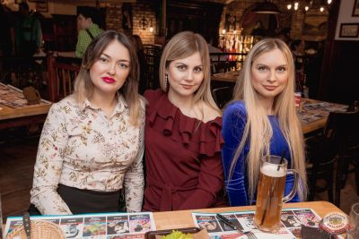 ВИА «Волга-Волга», 29 марта 2019 - Ресторан «Максимилианс» Самара - 49