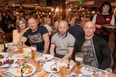Ёлка, 24 апреля 2019 - Ресторан «Максимилианс» Самара - 51