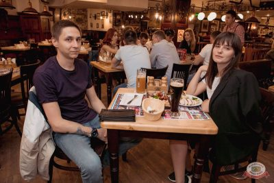 Стендап: Атлас, Щербаков, Чебатков, 16 мая 2019 - Ресторан «Максимилианс» Самара - 47
