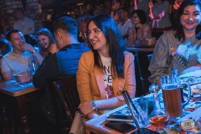 Стендап: Атлас, Щербаков, Чебатков, 16 мая 2019 - Ресторан «Максимилианс» Самара - 6