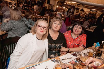 Группа «Рождество», 22 мая 2019 - Ресторан «Максимилианс» Самара - 16