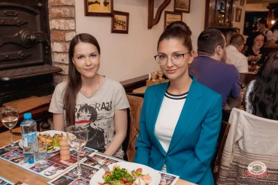 Группа «Звери», 13 июня 2019 - Ресторан «Максимилианс» Самара - 0051