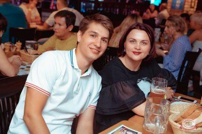 Александр Иванов и группа «Рондо», 24 июля 2019 - Ресторан «Максимилианс» Самара - 29